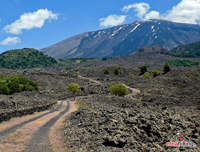 THE HIGH MOUNTAIN OF ETNA
